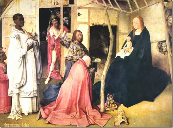 Jérome Bosch, Adoration des Mages