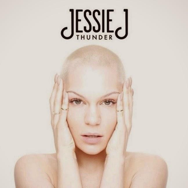 jessie-j-thunder-cover