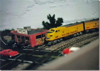 17 My Layout in Summer 2002