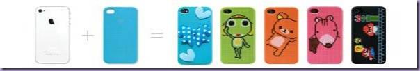 Capinha-DIY-Iphone-Desenhos