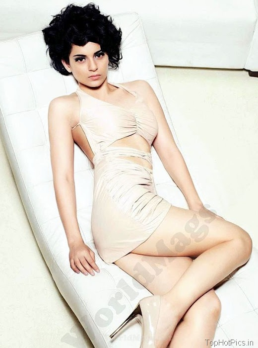 Kangana Ranaut Hot Photos for Magazine 2