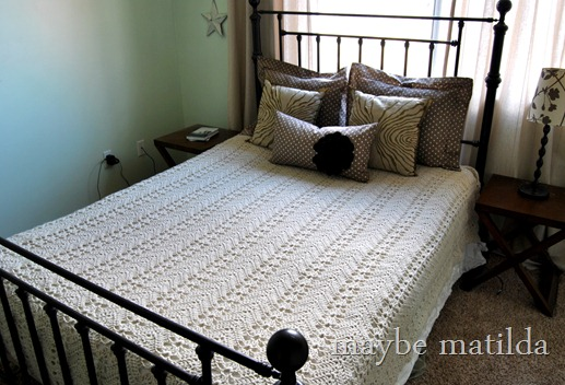 Crochet Bedspread