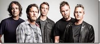 Pearl Jam Tour 2015 en Mexico Chile y Brasil en 2015