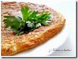 zkotemwkuchni.dieta dukana.omlet z pietruszką