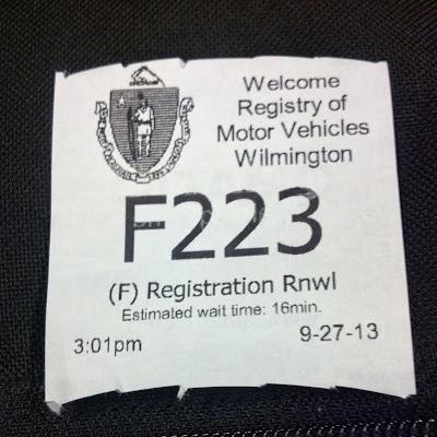 RMVの番号