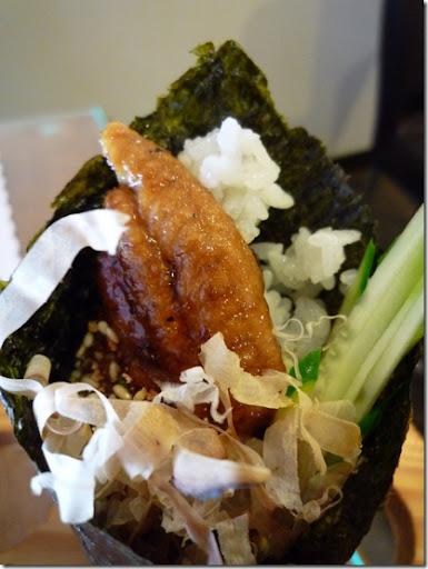台南-金將壽司-鰻魚壽司