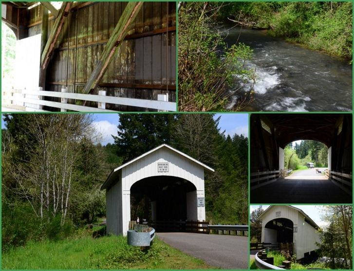 Wendling Covered Bridge