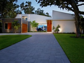 Casa moderna en Florida USA