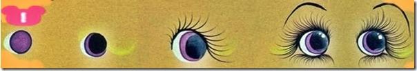 Pintando olhinhos de bonecas1
