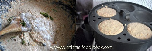 oats -idli step by step
