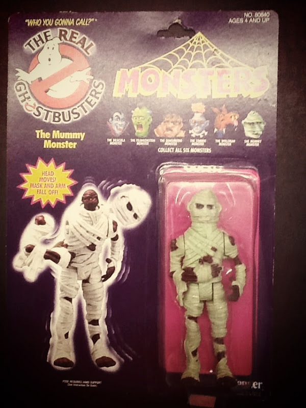 Ghostbusters The Mummy Monster Action Figure