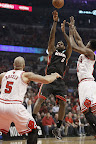 lebron james nba 130510 mia at chi 13 game 3 Heat Outlast Bulls in Physical Game 3 to Lead the Series 2 1