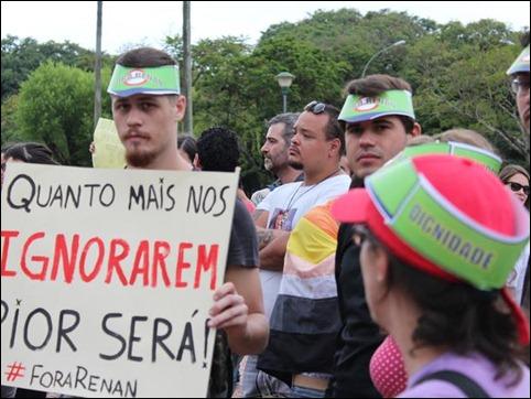 manifestação contra Marco feliciano 09
