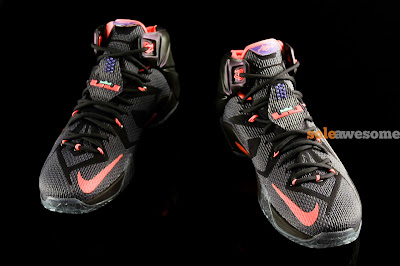 nike lebron 12 gr instinct 1 01 Preview of Upcoming Nike LeBron 12 Instinct (684593 583)