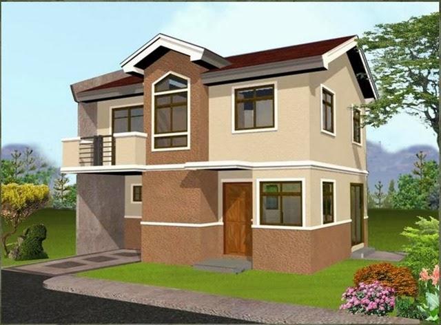 Desain rumah minimalis 2 lantai 2013