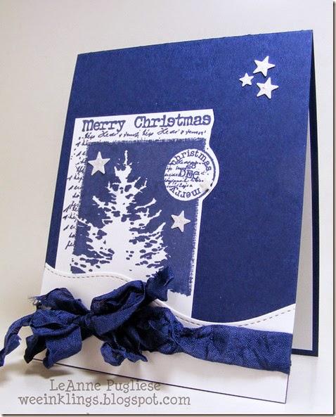 LeAnne Pugliese WeeInklings Vintage Christmas CTMH