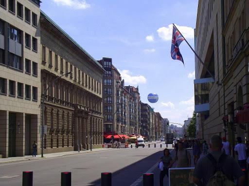 Одна з Берлінських вуличок