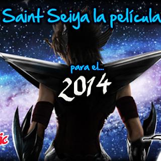 Saint Seiya la película en CGI para el año 2014