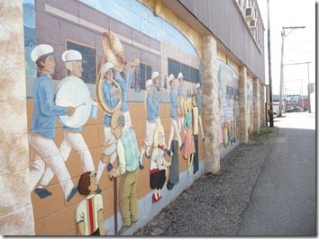 The Parade Mural