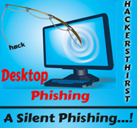 Desktop Phishing