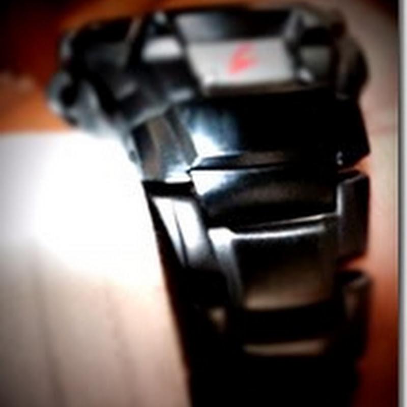 時計のベルト修理代525円でした【カシオ Gショック】
