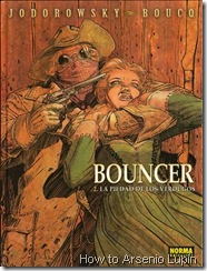 P00002 - Bouncer  - La Piedad De L
