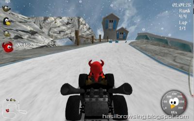 super tux kart screenshot 2