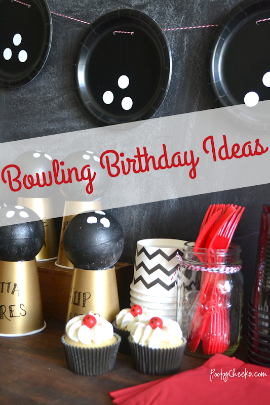 Bowling Birthday Party Tips and Ideas