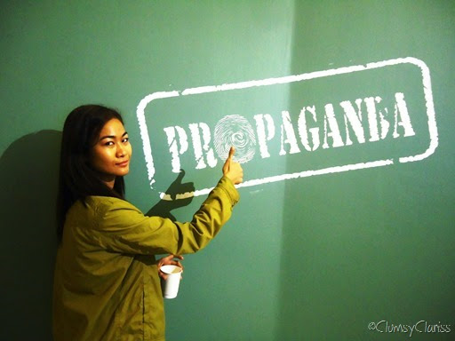 #Propaganda2015, an exhibit that will change how you view museums and libraries