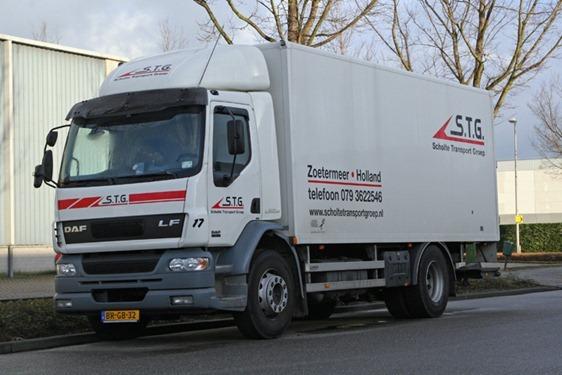 Camiones DAF LF Transporte
