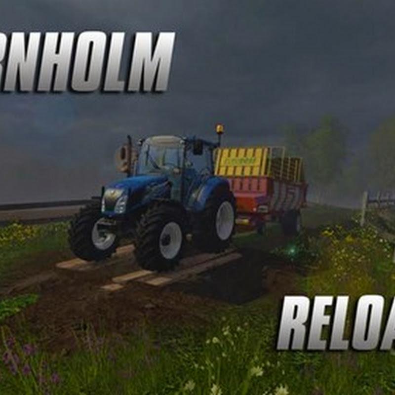 Farming simulator 2015 - Bjorn Holm RELOADED v 2.0