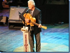 9854 Nashville, Tennessee - Grand Ole Opry radio show - Ray Pillow