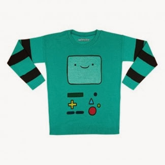 BMO Sweater from We Love Fine