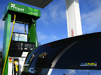 Propel Fuels is among the firms putting California Energy Commission money to work, with an emphasis in Propel's case on E85 ethanol and biodiesel.