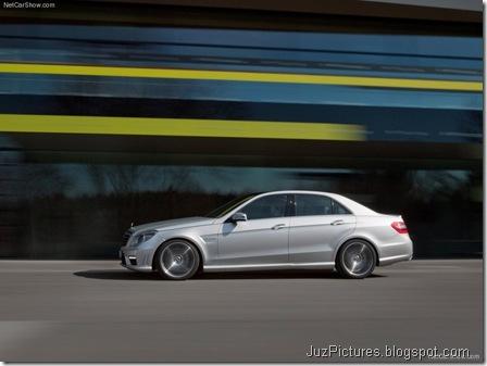 Mercedes-Benz E63 AMG5
