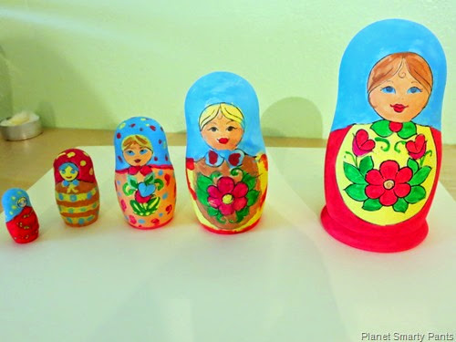 Hand Painted Matryoshka