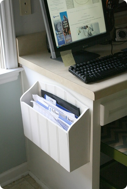 10 storage solutions for small spaces 320 sycamore for Small space office solutions