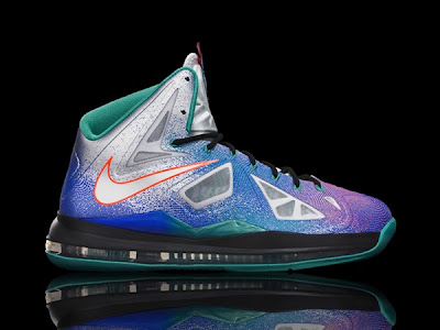 nike lebron 10 gr pure platinum 7 01 Nike Slaps RE ENTRY Nickname Onto Upcoming Pure Platinum Xs
