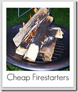cheap firestarters