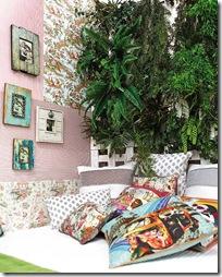 loft colorido quarto via planete-deco-fr