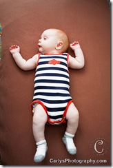 August 04, 2011-Kyton 2 month - pic a day