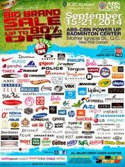 Big Brands Sale 2014 part 2