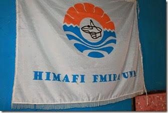 Bendera HIMAFI UNM