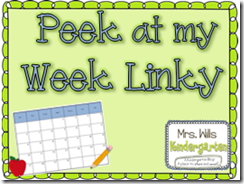 Peek at my Week Linky Button