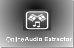 Online Audio Extractor