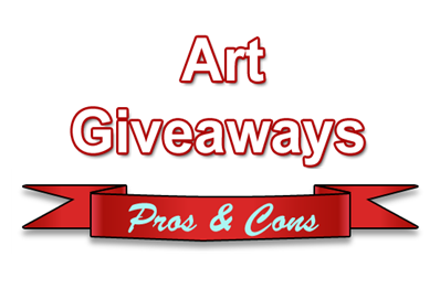 art giveaways