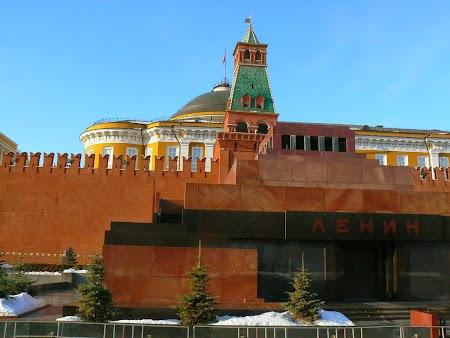 Circuit Rusia: Mausoleu Lenin