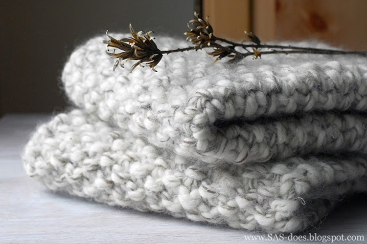 knitted placemats 1