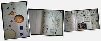 LapBook ~ Solar System