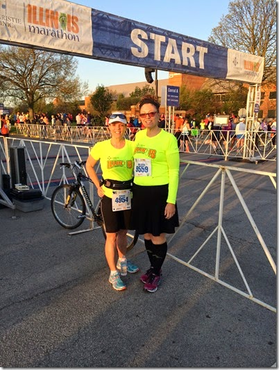 2014, 04-26 Christie Clinic Illinois Half Marathon (1)